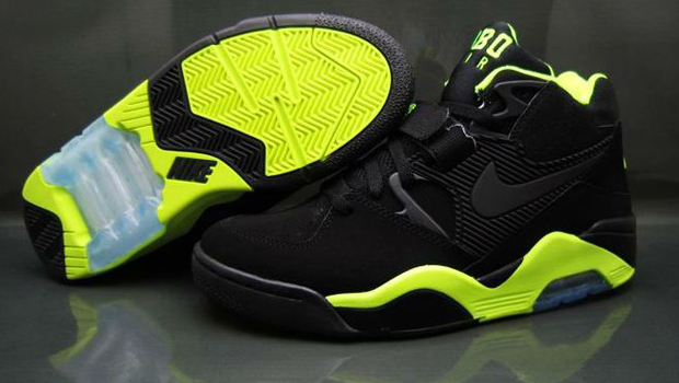 header nike air force 180 black volt barkley 92 dreamteam