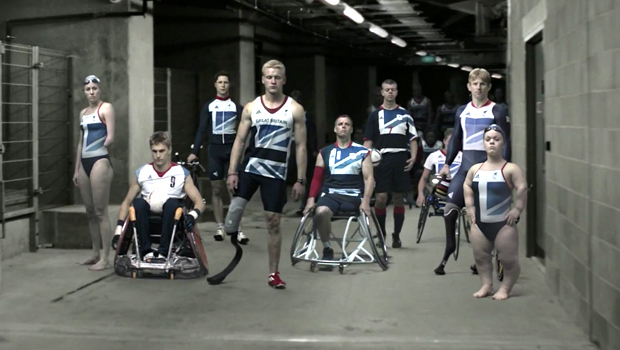 paralympiques JO londres 2012 spot video public enemy channel 4