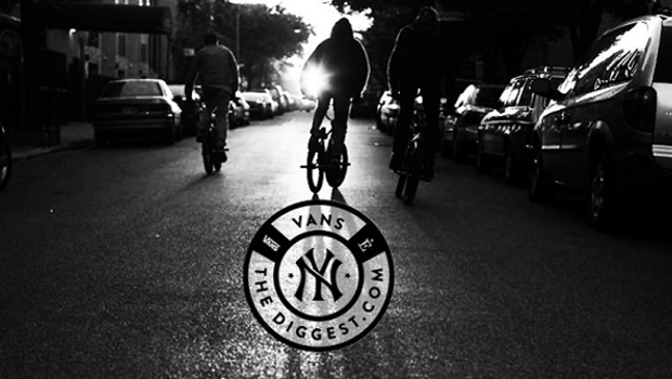 vans diggest bmx nyc new york